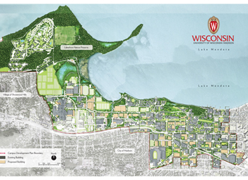 Campus Map Uw Madison Maps – Campus Planning & Landscape Architecture – UW–Madison